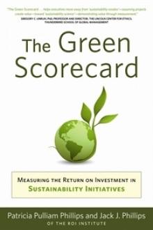 The Green Scorecard $34.00NZ