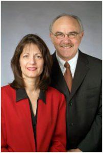Drs Patti & Jack Phillips