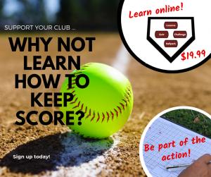 Softball Scoring Fundamentals