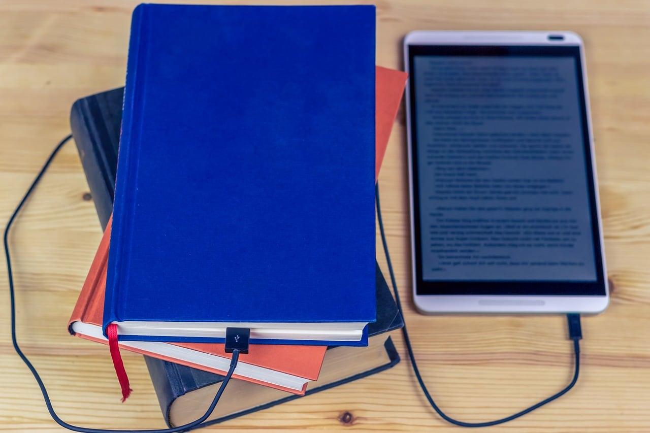 digital learning tools e-book