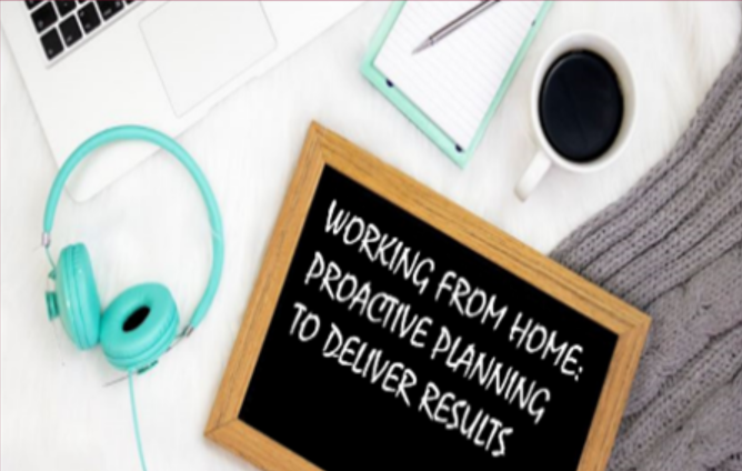 How to get a positive return on investment and prove productivity for employees working from home