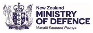 NZ Ministry of Defence